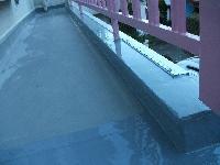 複合防水(ウレタン防水+シート防水)