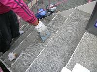 外階段/防水工事
