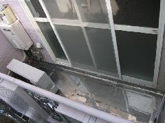 ベランダ/防水工事