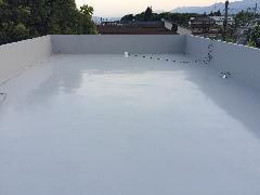 屋上 ウレタン塗膜防水