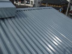 大阪市平野区出戸様邸 屋根工事