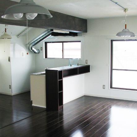 東京都国立のマンションのリノベーション