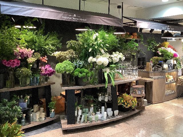 青山フラワーマーケットルミネ荻窪店