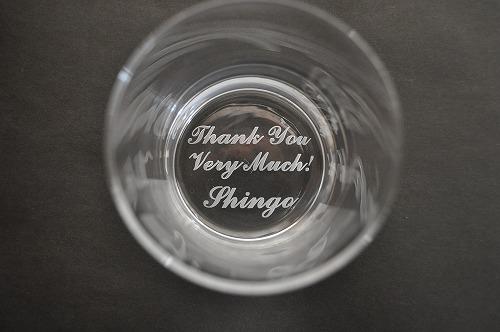 エッチンググラス