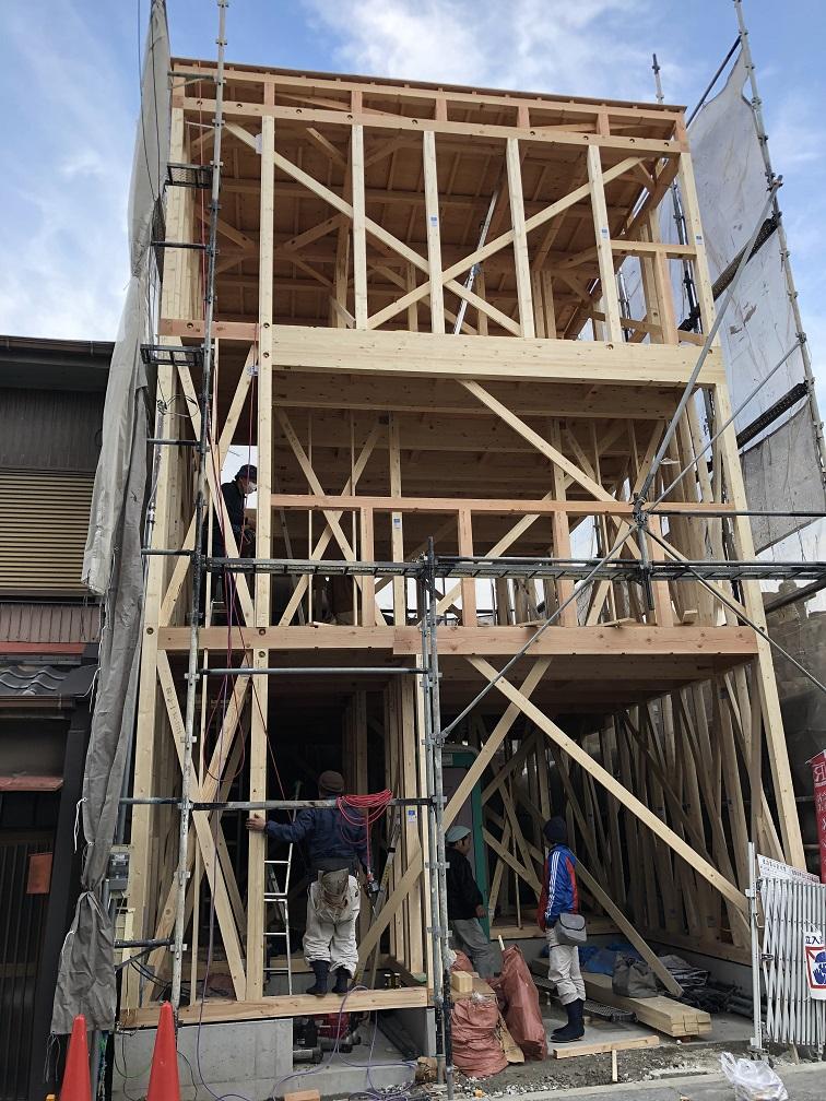 大阪市新築工事