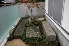 T様邸和風庭園