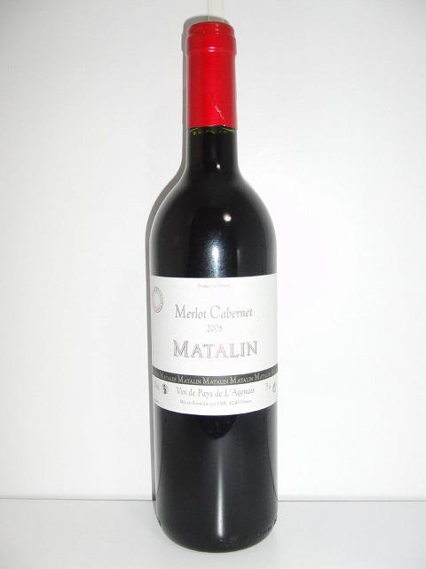 マタラン (赤) 12% 750ml