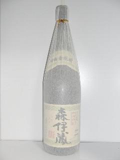 森伊蔵 芋焼酎 25度 1.8L瓶