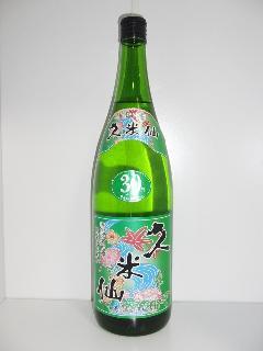 久米仙 泡盛 30度 1.8L瓶