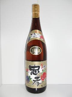 忠孝 3年古酒 泡盛 43度 1.8L瓶