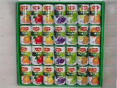 デルモンテ 100%果汁飲料ギフト KDF-30