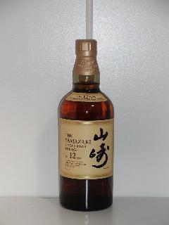 サントリー 山崎 12年 43度 700ml瓶