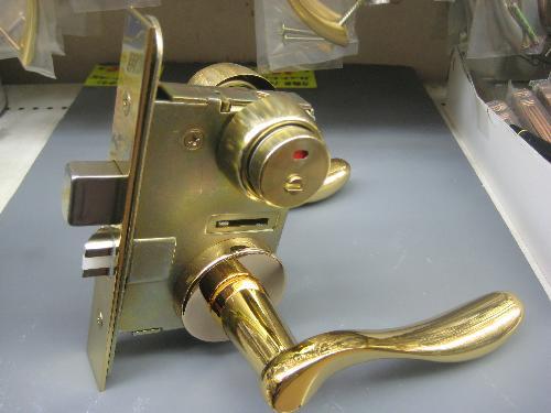 シロクマSL‐315表示錠ゴールド