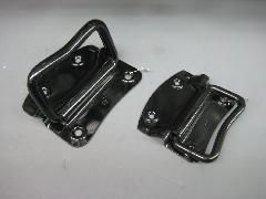黒塗りトランク取手80mm