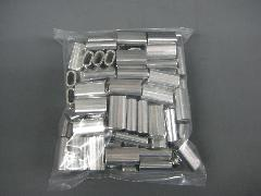 アルミワイヤースリーブ3.0mm用(100個入り)