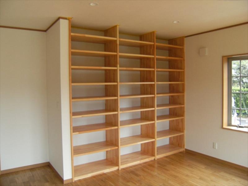 ご希望のサイズにぴったりの本棚