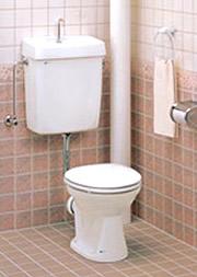 洗浄便座一体型便器
