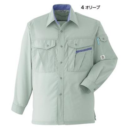 長袖シャツE059
