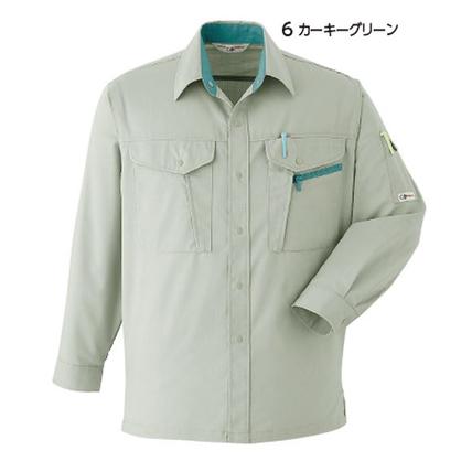 長袖シャツ(ノーフォーク)A4