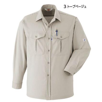 長袖シャツA29