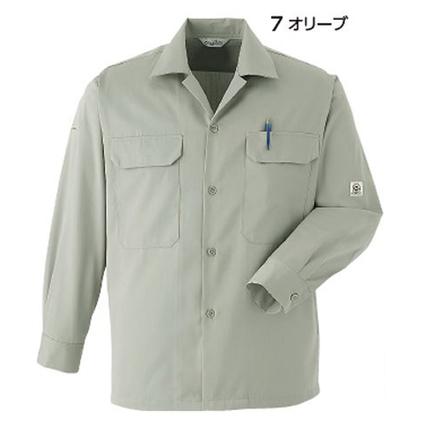 長袖シャツE6777