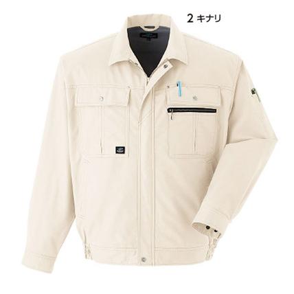 長袖ブルゾン(ノーフォーク)7202
