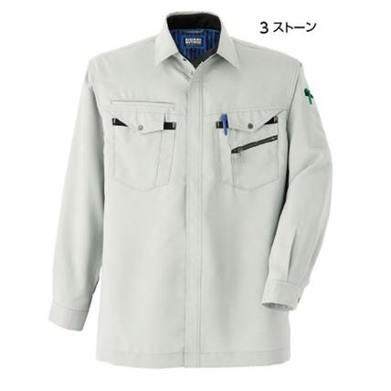 長袖シャツE7604