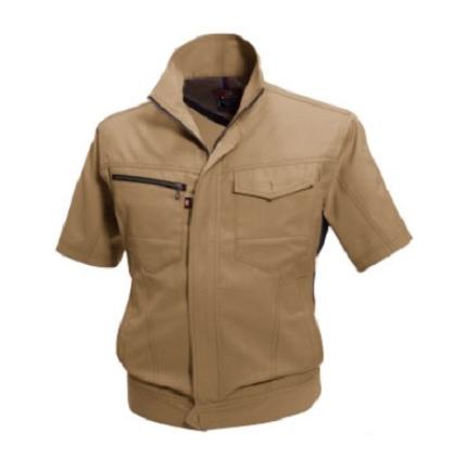 半袖ジャケット 7092