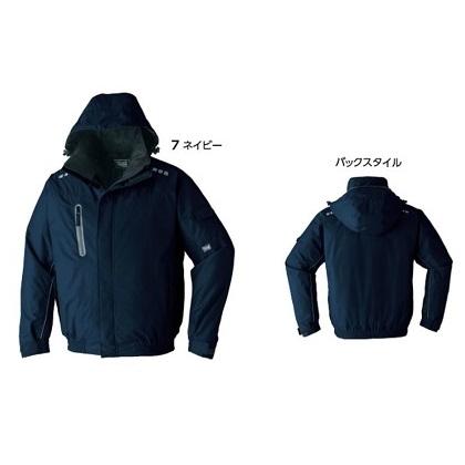 65000 ブルゾン(裾シャーリング)