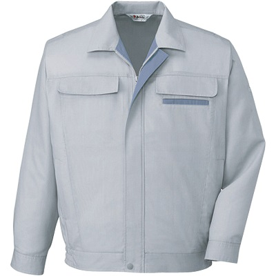 製品制電清涼長袖ブルゾン 45300