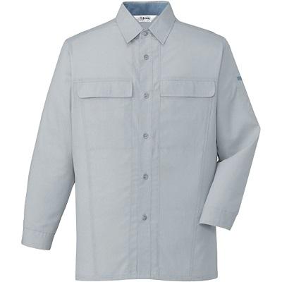 製品制電清涼長袖シャツ 45304