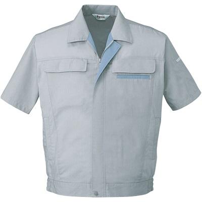 製品制電清涼半袖ブルゾン 45310