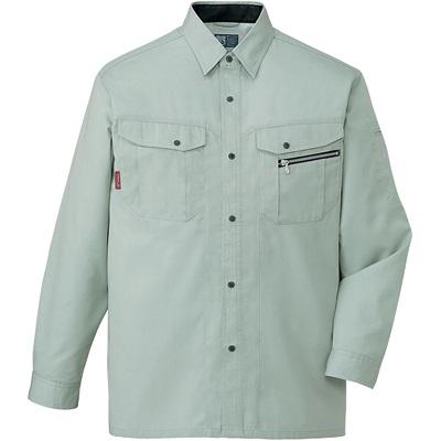 エコ3バリュー長袖シャツ 84104