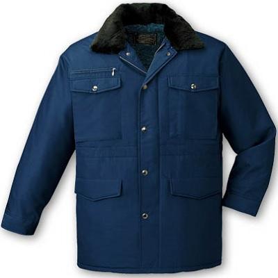 防寒コート(フード付) 9500
