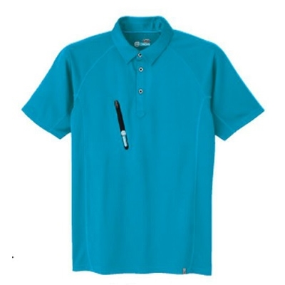 半袖ポロシャツ 0016