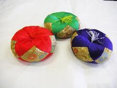 ドンス小菊 綴丸フトン5.0 (赤×金) (紫×金) (緑×金)