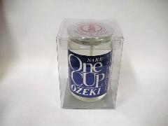 『故人の好物シリーズ』ワンカップ大関のローソク