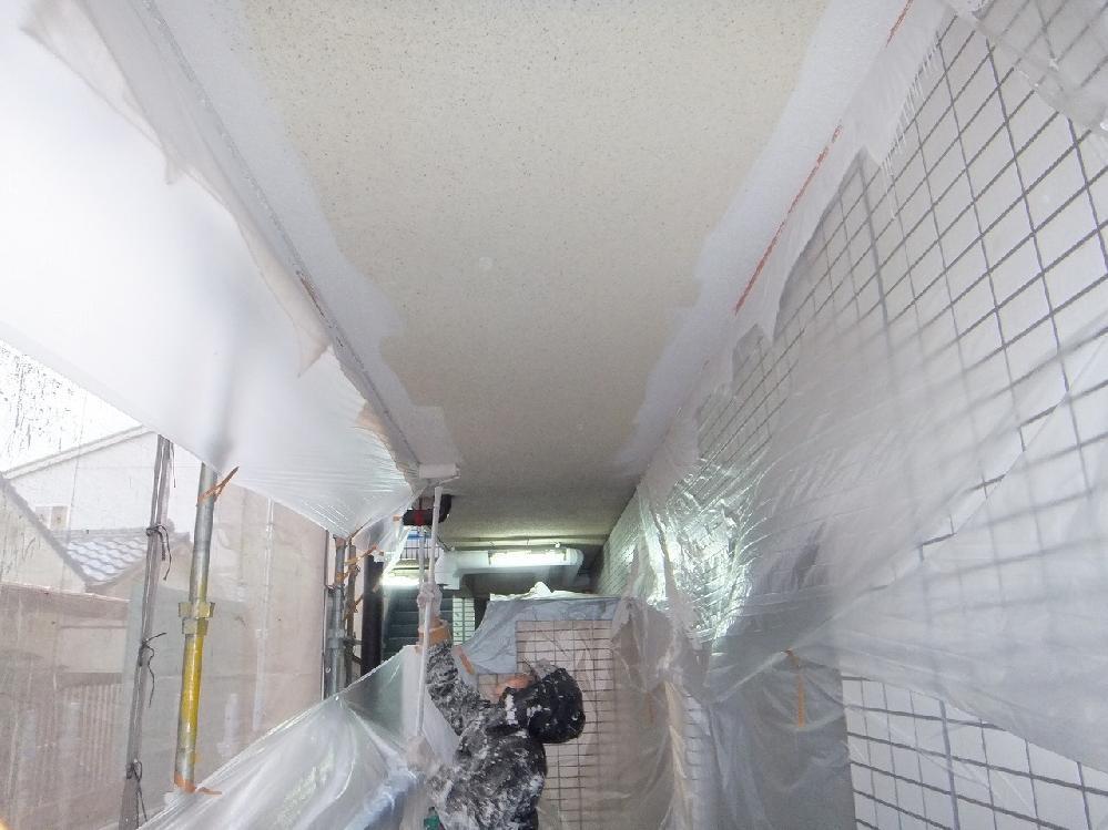 外壁塗替え施工
