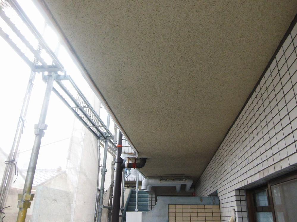 天井部分現状