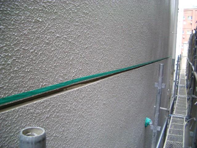 大阪市 中規模マンション 外壁塗装