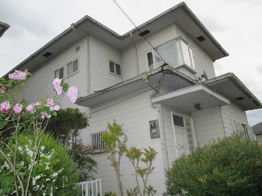 戸建て木造住宅 外壁塗装塗り替え