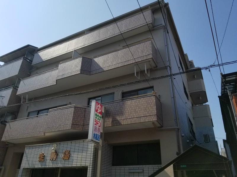 塗装防水工事 大阪市阿倍野区