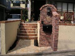 神奈川県 横浜市 N様邸 門扉・壁などの改修工事