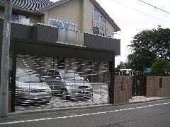 神奈川県 横浜市 T邸 ガレージ・門扉など