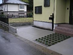 藤沢市 Y様邸 外構工事