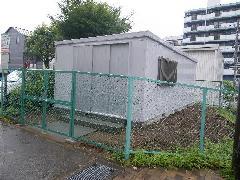 平戸町内会防災倉庫