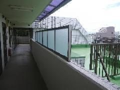 ヴァンハウス戸塚フェンス工事