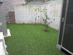 横浜市 O様邸 人工芝