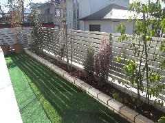 横浜市 S様邸 人工芝