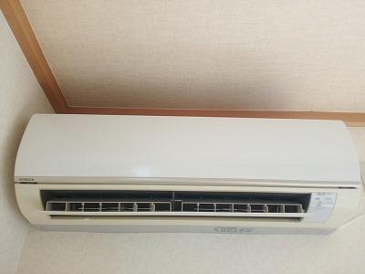 堺市南区栂 エアコンクリーニング